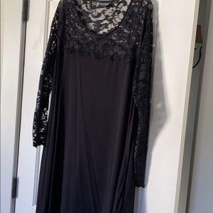 Women's plus size dress .